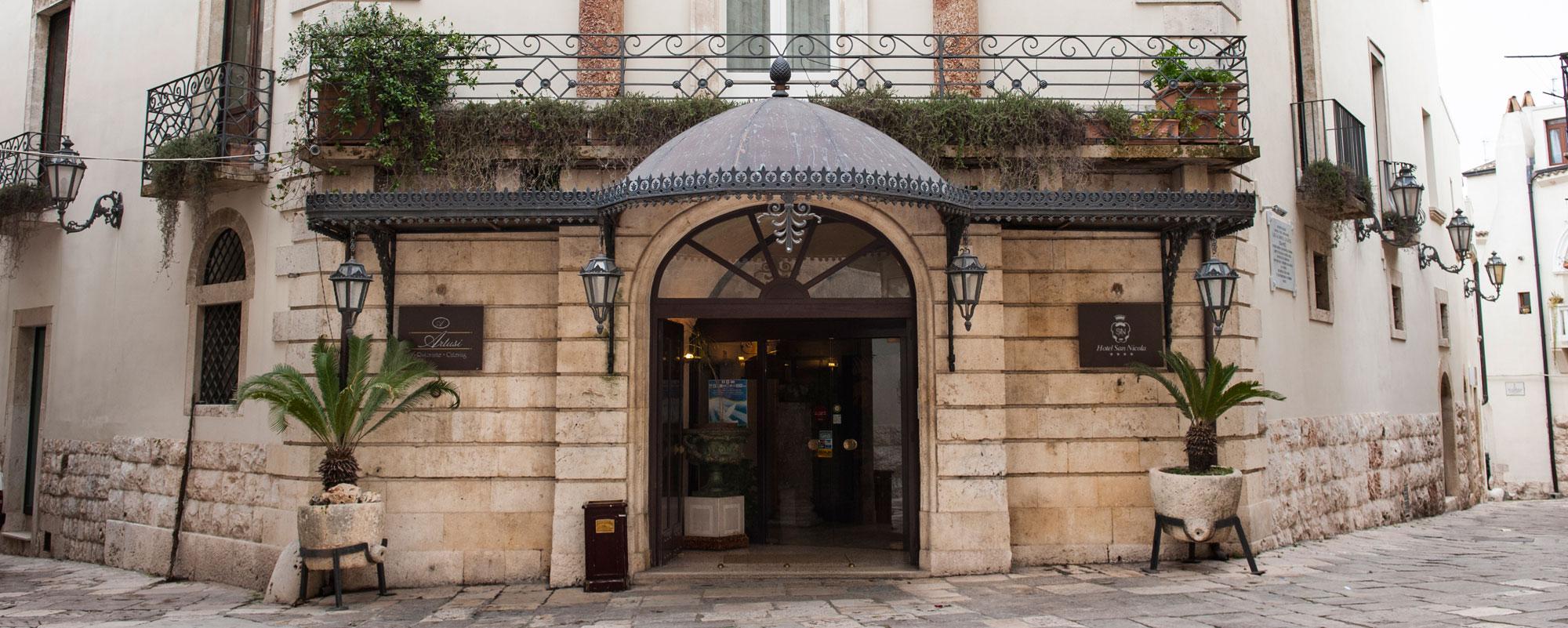 San Nicola Hotel Altamura