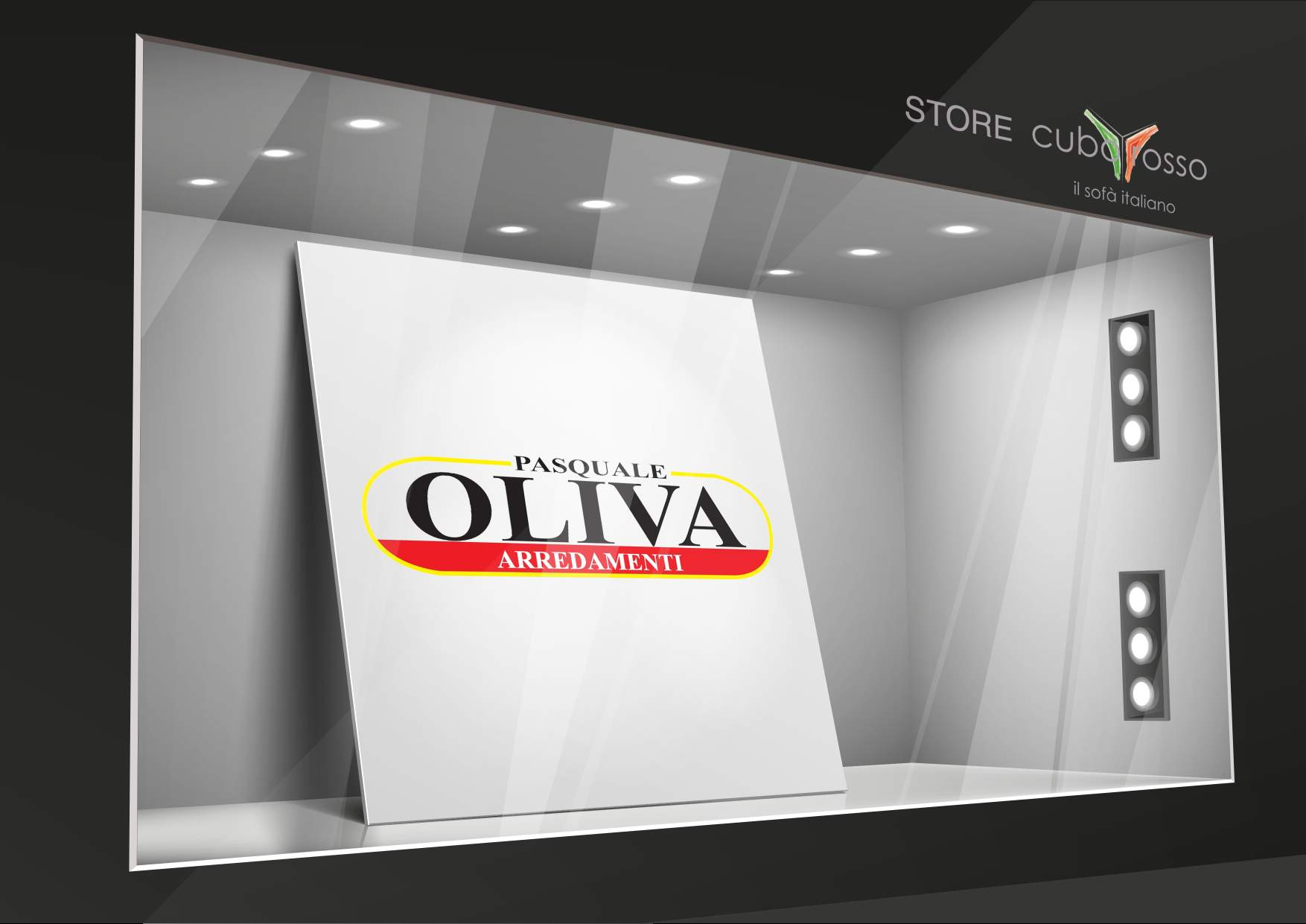 Oliva arredamenti cuborosso divani for Oliva arredamenti